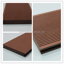Wood + HDPE +Additives wpc outdoor decking