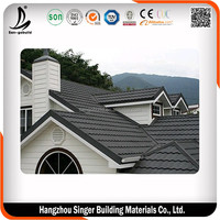 Popular Black Culture Stone Tiles for Wall