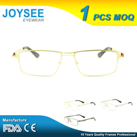 New Arrival 2016 Joysee Wholesale Latest New Cool Gentleman Prescription Optical Eyeglass Frames With Factory Price