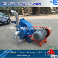 Hot sale small home use Animal poltry Feed pelleting plant pellet mill with hammer mill