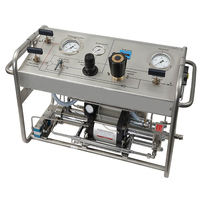 High Pressure Natural Gas Pressure Booster Pump