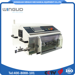 Scrap used Automatic Computer Wire Cutting Wire Stripping Cable Stripper Machine