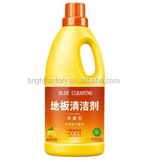 High quality natural floor cleaner formula