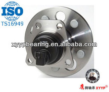 TS 16949 high quality automotive wheel bearing hub assembly 512001 used for axle auto part