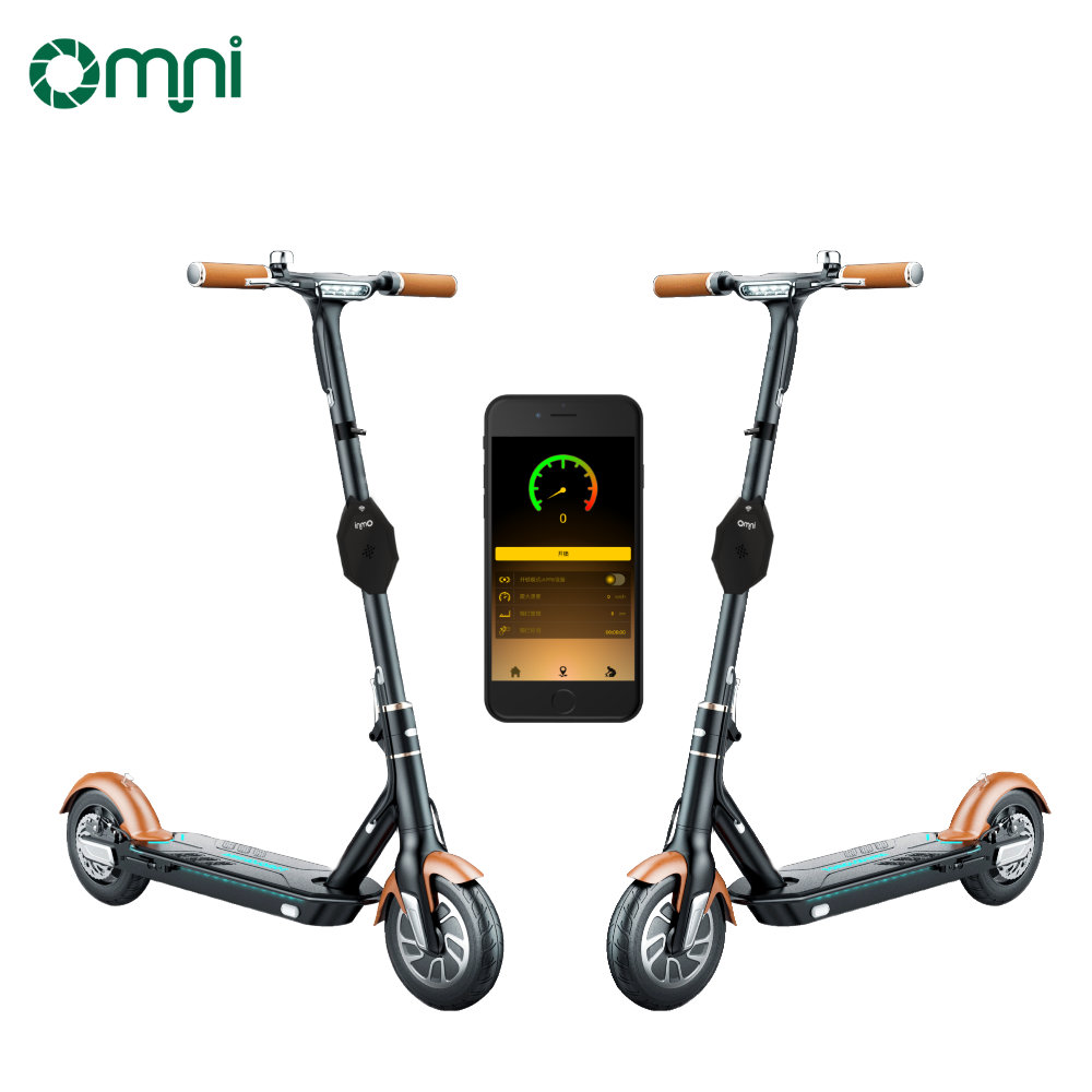 GPS sharing best  e scooter electro foldable  electric kick scooter made in china for adult
