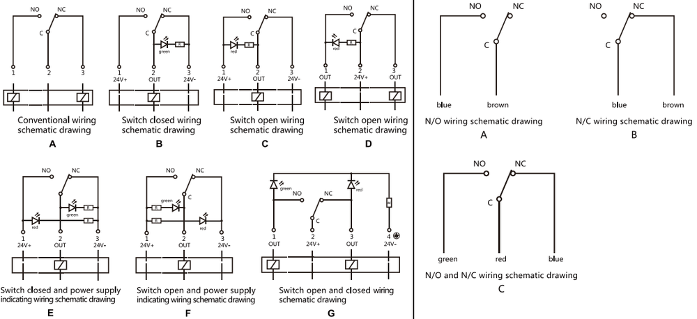 Adjustable Range Differential Pressure Flow Switch