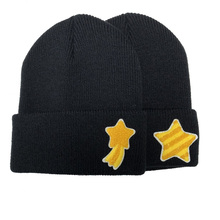 Japanese Design Embroidery Logo Hats Funny Children Hat