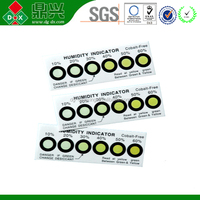 Environment Humidity Monitor Humidity Indicator Cards