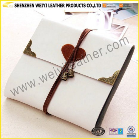 Hot Sale The Top Quality New Arrive Cute Photo Album Promotional Personal Gift Faux Leather Sex Photo Album
