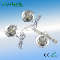 1w high power Epistar mini led downlight 12v dimmable