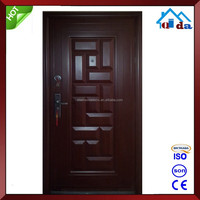 Entrance Security Steel Door Design Made In China