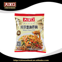 No preservatives wheat flour chinease noodles 90g