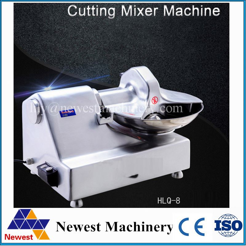 China largest manufacturer fish meat tumbler mixer/fish kneading tumbler/meat bowl cutter and mixer