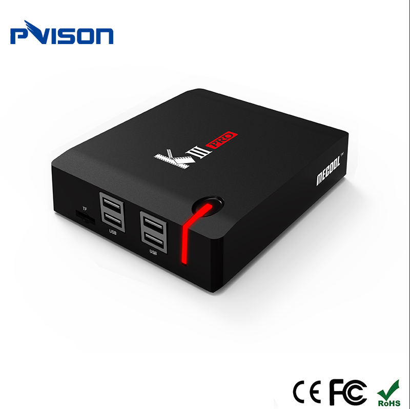 KII -PRO 3G+16G DDR3 Android 7.1 <strong>TV</strong> Box With 2.4GHz Wifi Set Top Box
