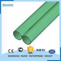 High Quality din standard ppr water pipe solar heater pipe
