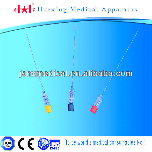 disposable surgical sterile spinal needle 25G