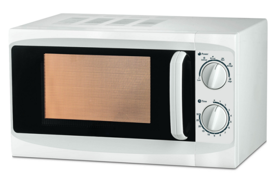 Home style stainless steel Timer control microwave oven