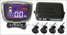 lcd display electromagnetic parking sensor u-302