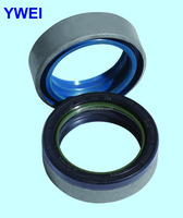 shaft oil seal,tractors rubber shaft seal 56-75-22.5