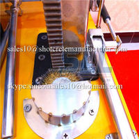 More portable used new type & save cost auto rendering plastering machine/wall rendering