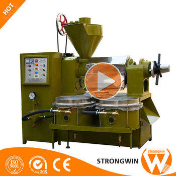 2016 national hf-100 multifunction screw oil press machine with CE,ISO