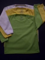 100% Peruvian Pima Cotton/Organic - Baby & Infant T-shirts