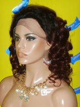 lacefront wigs,new arrival virgin mongollian hair two tone color 1bT99j color lace front wigs in store fast delivery