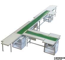 hot sale SL Double Conveyer Belt/transporter