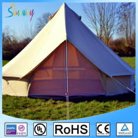 Sunway House Heavy Duty Safari Cotton Tent Four Season Waterproof Tent