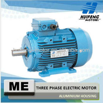 Three Phase and Single Phase IEC, NEMA Standard Electric Motor