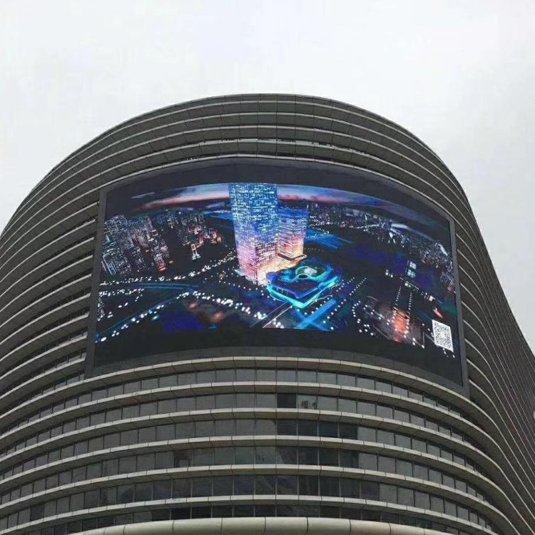 Outdoor full color led display module hub75 16*32 320x160 panels <strong>P10</strong>