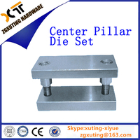 Standard high precision mold base,center pillar die set,cavity plate die set for pressing punching dies