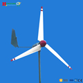 Sell Pitch controlled wind power generator 2000w Green energy horizontal axis