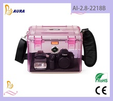 AURA AI-2.8-2218B Shockproof Dustrproof Camera Protective Storage Safety Case