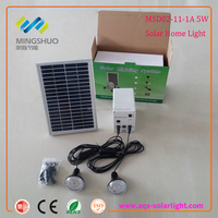 5W Solar Energy System Solar Light