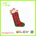 Children crew funny knitted christmas socks