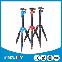 Kingjoy Brand new camera tripod manufacturers tripod camera professional with high quality K009B+V00