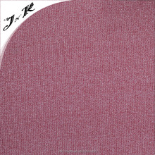 Guangdong Wholesale 89% Polyester 10% Rayon 1% Spandex Stretch Knitted Rib Fabric For Garment
