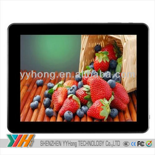 Allwinner A31 tablet Android4.1 OS 9.7 inch tablet amp a10