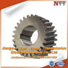 Internal helical gear