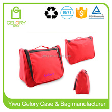Portable Business Travel Toiletry Bag/Household Storage Pack/Bathroom Makeup With Hanging For Business Vacation Household