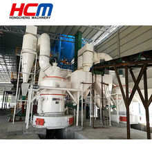 Gypsum powder machines / building material / powder making machine available