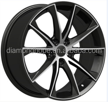 Replica alloy wheels rim 19 inch pcd 5x114.3 wheel rims china for sale (ZW-QC1159)
