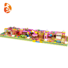JB-142 adult luxury indoor wood playground