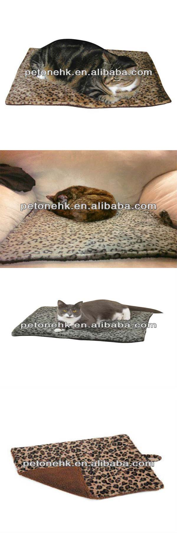 Thermal cat mat