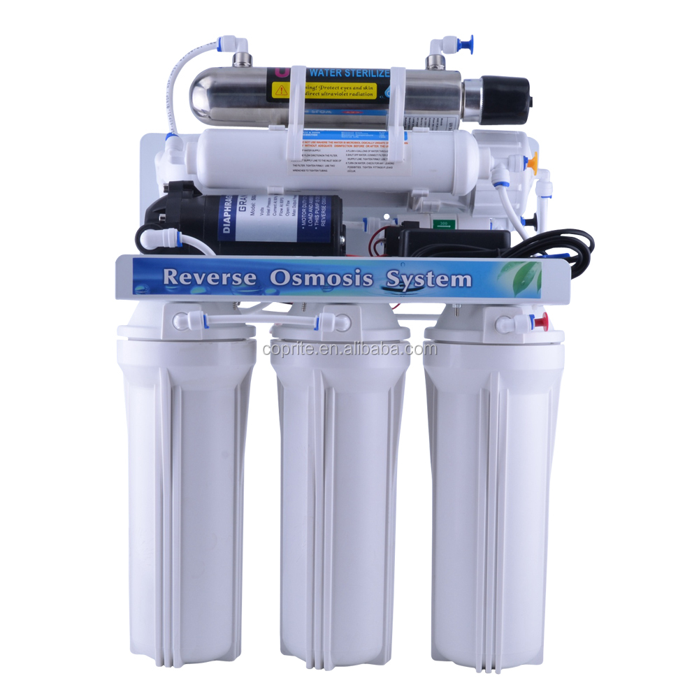 2017 hot sale low cost ro system 5 stages ro water filter