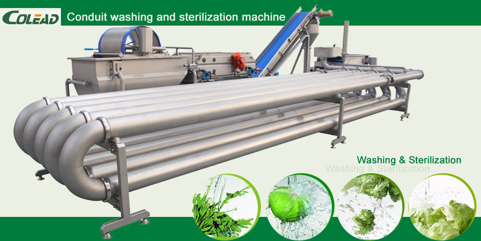 Colead type de tuyau st rilisation machine laver - Desinfecter machine a laver ...