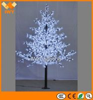 Ultra Beautiful White Stick Christmas Tree With Unique Design