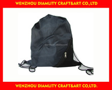 2016 new drawstring backpack bag/polyester bag/cheap drawstring bag