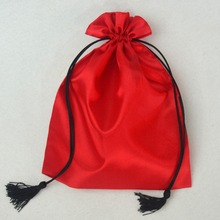 packaging supplies pouches satin cosmetic pouch